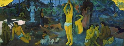 フランスの画家,彫刻家。後期印象派を代表する一人。ゴーガンとも呼ばれる。パリに生まれ…